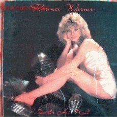 Discos de vinilo: LP-FLORENCE WARNER-ANOTHER HOT NIGHT-ORIGINAL ESPAÑOL, PHILIPS-1981. Lote 15381973