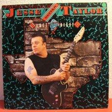 Discos de vinilo: JESSE TAYLOR ( LAST NIGHT ) 1990 LP33. Lote 2115584