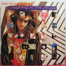 Discos de vinilo: DOCTOR & THE MEDICS ( LAUGHING AT THE PIECES ) 1986 LP33. Lote 2116355