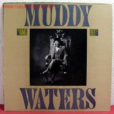 Discos de vinilo: MUDDY WATERS - KING BEE, UK 1981 LP BLUE SKY. Lote 2121515