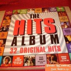 Discos de vinilo: DOBLE LP - THE HITS ALBUM- 33 R.P.M. - 32 ORIGINAL HITS-. AÑO 1984. MICHAEL JACKSON.. Lote 14262930