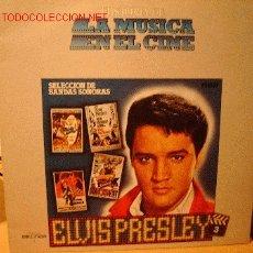 Discos de vinilo: ELVIS PRESLEY. Lote 13186082