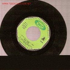 Discos de vinilo: SINGLE DE MARÍA JIMÉNEZ. NO TENGO LA FUNDA, SÓLO EL DISCO.. Lote 20849466