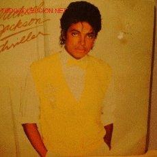 Discos de vinilo: MICHAEL JACKSON SINGLE. Lote 18853230