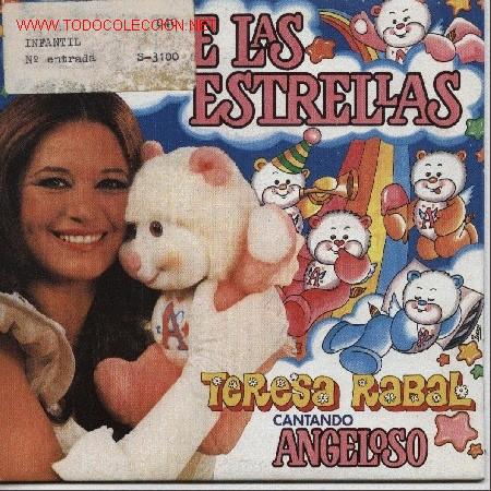 TERESA RABAL (Música - Discos - Singles Vinilo - Otros estilos)