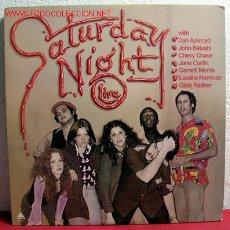 Discos de vinilo: NBC'S SATURDAY NIGHT LIVE USA. Lote 2172125