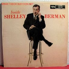 Discos de vinilo: INSIDE SHELLEY BERMAN USA. Lote 2172146