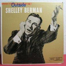 Discos de vinilo: OUTSIDE SHELLEY BARMAN USA. Lote 2172160