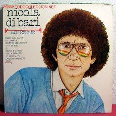 Discos de vinilo: NOCOLA D IBARI ( PASSO DOPO PASSO ) MILAN-1981 LP33. Lote 2182613