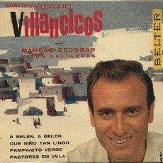 Discos de vinilo: MANOLO ESCOBAR . Lote 2191874