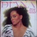 Discos de vinilo: LP-DIANA ROSS-WHY DO FOOLS FALL IN LOVE. Lote 2207325