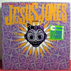 Discos de vinilo: JESUS JONES ( DOUBT ) 1991 LP33. Lote 2208603
