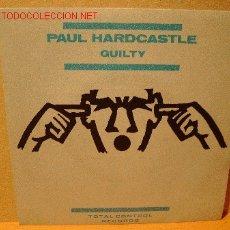 Discos de vinilo: PAUL HARDCASTLE SINGLE. Lote 18778962