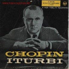 Discos de vinilo: CHOPIN. Lote 2227296