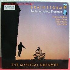 Discos de vinilo: BRAINSTORM ( THE MYSTICAL DREAMER ) 1989 LP33. Lote 2249902