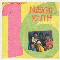 Discos de vinilo: MUSICAL YOUTH. Lote 25871282