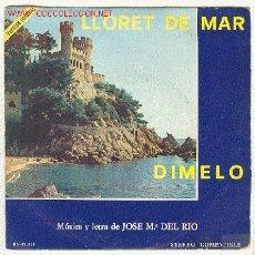 Discos de vinilo: JOSE MARIA GARCIA - LLORET DE MAR. Lote 21443255
