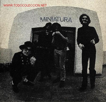 MINIATURA-SISA + CACHAS + RIBA + BATISTE-BRAVO + EL TRIST I DESCONSOLAT ENTERRAMENT DE LA MEVA + (Música - Discos de Vinilo - EPs - Grupos Españoles de los 70 y 80)