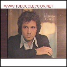 Discos de vinilo: ROBERTO CARLOS LP 1978 PORTADA DOBLE DESPLEGABLE EDICION ARGENTINA. Lote 2286499