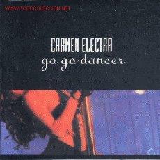Discos de vinilo: SINGLE-CARMEN ELECTRA-GO GO DANCER(RADIO EDIT)/ALBUM VERSION. Lote 2319516