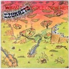 Discos de vinilo: IZUKAITZ S/T LP FOLK ROCK PROGRESIVO VASCO 70S. Lote 30288545