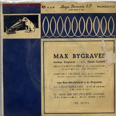 Discos de vinilo: MAX BYGRAVES / SHE WAS A GOOD GIRL / FRIENDS AND NEIGHBOURS. Lote 7219632