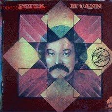 Discos de vinilo: LP-PETER MCCANN-SAME. Lote 2352264