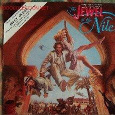 Discos de vinilo: LP-THE JEWEL OF THE NILE-B.S.O.. Lote 2353477