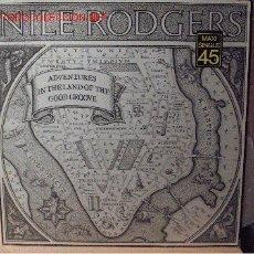 Discos de vinilo: NILE RODGERS MAXI. Lote 12596268
