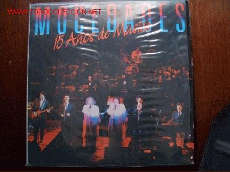 MOCEDADES (Música - Discos - LP Vinilo - Grupos Españoles de los 70 y 80)