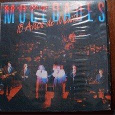 Discos de vinilo: MOCEDADES. Lote 26695510