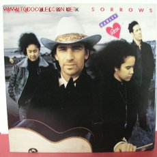 Discos de vinilo: THE BLACK SORROWS ( HARLEY & ROSE ) 1990 LP33. Lote 2385955