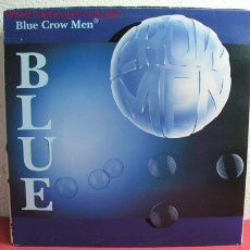 Discos de vinilo: BLUE ( BLUE CROW MEN ) 1991 LP33. Lote 2389512