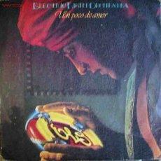 Discos de vinilo: ELECTRIC LIGHT ORCHESTRA. UN POCO DE AMOR. JUNGLA. JET RECORDS. MADRID. 1LP. 1979. Lote 2424871