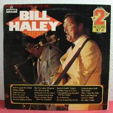 Discos de vinilo: BILL HALEY & THE COMETS - THE BILL HALEY COLLECTION, UK 1971 2XLP PICKWICK. Lote 2428809