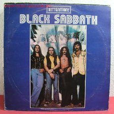 Discos de vinilo: BLACK SABBATH ( ATTENTION! BLACK SABBATH VOL.2 ) ENGLAND-1975 LP33. Lote 2434209