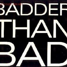 Discos de vinilo: TAKE 2 ··· BADDER THAN BAD - (MAXISINGLE 45 RPM) ··· NUEVO. Lote 26918839