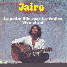 Discos de vinilo: JAIRO SINGLE EN FRANCES . Lote 7311275