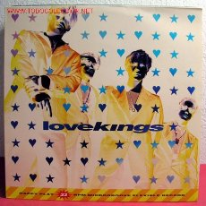 Discos de vinilo: LOVE KINGS ( SHARK ) 1991 LP33. Lote 2467634