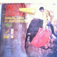 Discos de vinilo: ORQUESTA TIPICA ESPAÑOLA. Lote 24537648