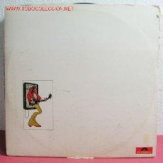 Discos de vinilo: ERIC CLAPTON ( CLAPTON AT HIS BEST ) NEW YORK-1972 LP33 DOBLE. Lote 2468430