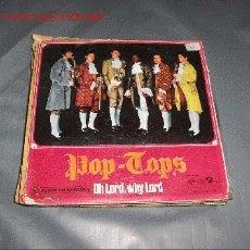 Discos de vinilo: POP TOPS OH LORD SINGLE 45 RPM SONOPLAY 1968. Lote 2961819