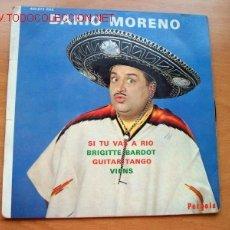 Discos de vinilo: DARIO MORENO - EDITA PÉRGOLA. Lote 22182190