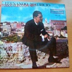 Discos de vinilo: FERNANDO MAURICIO - EDITA PRESIDENT DE PORTUGAL CUATRO FADOS. Lote 14813537