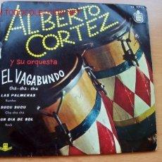 Discos de vinilo: ALBERTO CORTEZ Y SU ORQUESTA - HISPAVOX. Lote 26436534