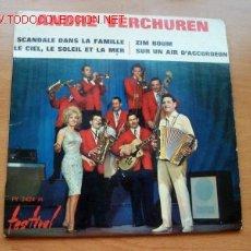 Discos de vinilo: ANDRE VERCHUREN - EDITA DISQUES FESTIVAL. Lote 25888398