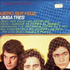 Discos de vinilo: RUMBA TRES DISCO LP. Lote 17898128