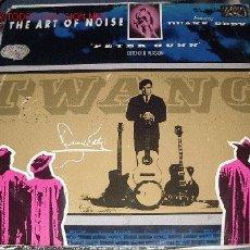 Discos de vinilo: THE ART OF NOISE FEATURING DUANE EDDY. Lote 7522848