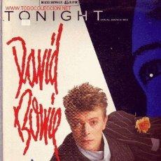 Discos de vinilo: DAVID BOWIE DISCO MAXISINGLE. Lote 11819430