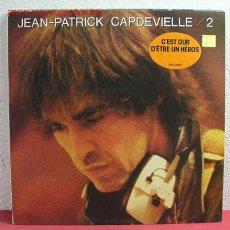 Discos de vinilo: JEAN PATRICK CAPDEVIELLE ( DEUX ) 1980 LP33. Lote 2535536